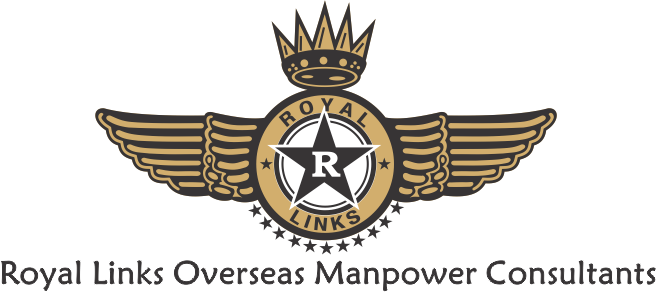 Royal Links Overseas Manpower Consultants Logo